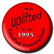 uplifted button
